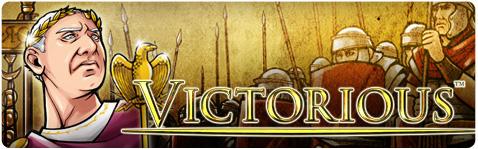 Betsafe - Odbierz 20 darmowych spinów w grze Victorious!